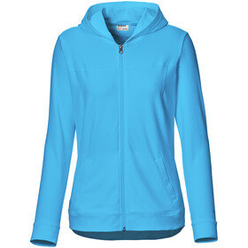 Marmot Tomales Point Capuchon Jas Dames, classic blue heather